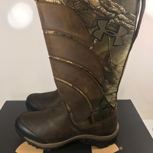 4adc27a6a82 Under Armour Atrox Snake Hunting Boots Men Size 10 NWT